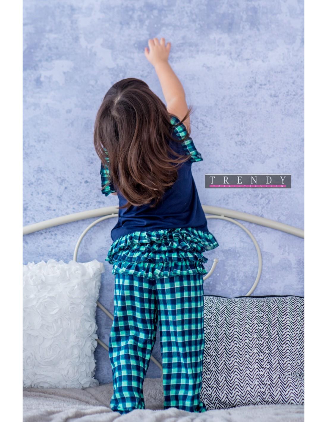 Детски панталон каре Dreams