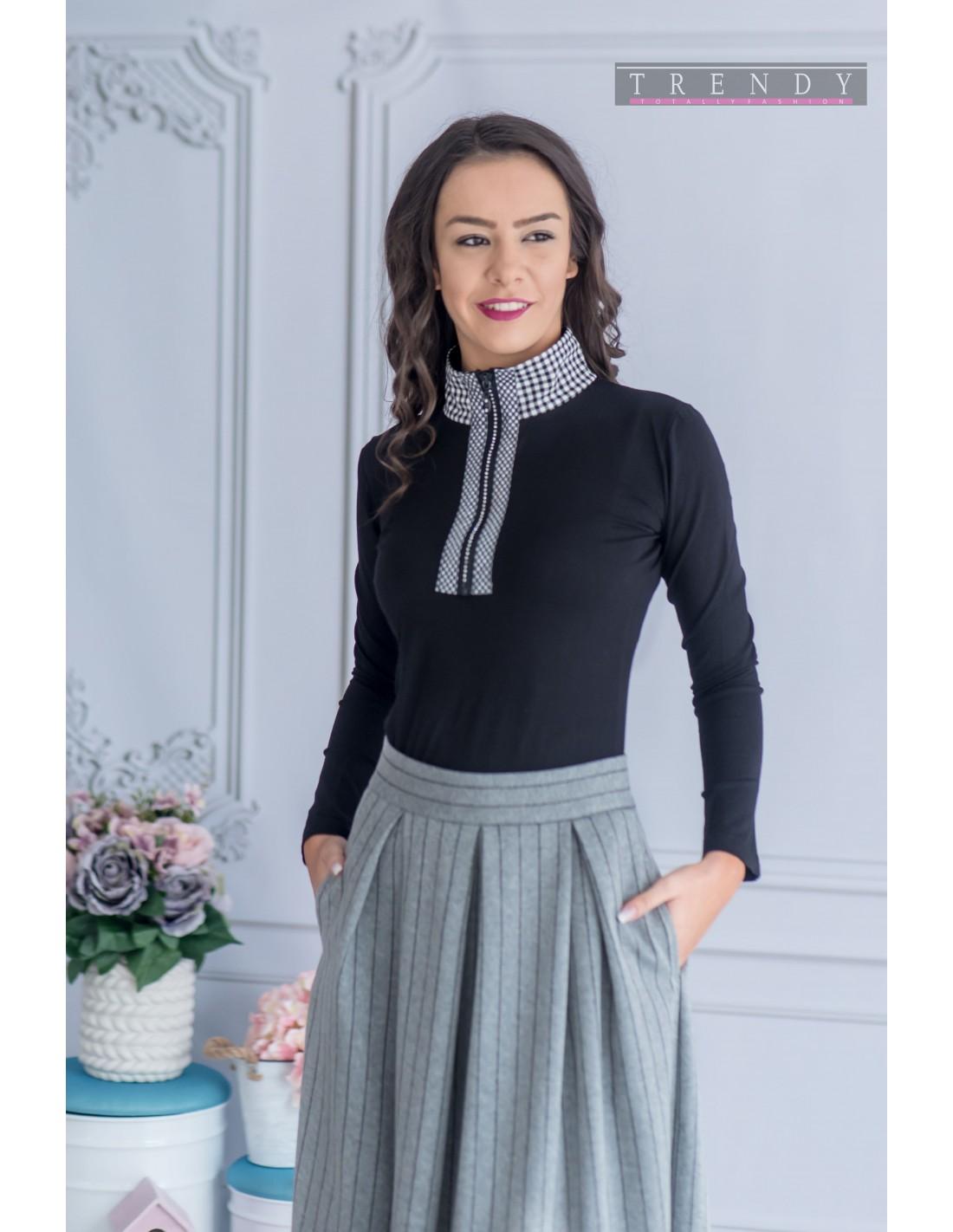 Дамска поло-блуза