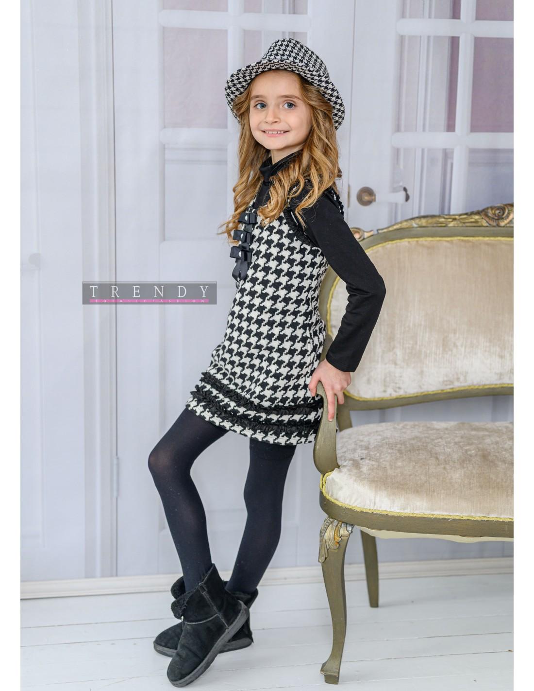 Детско поло Black&White